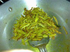 Recipes with a Bihari Touch: Aloo ki bhujia
