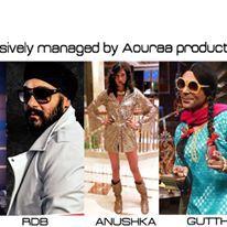 Our Exclusive Artist #AnushkaManchanda#RDB#SunilGrover book at :- booking@aouraa.com