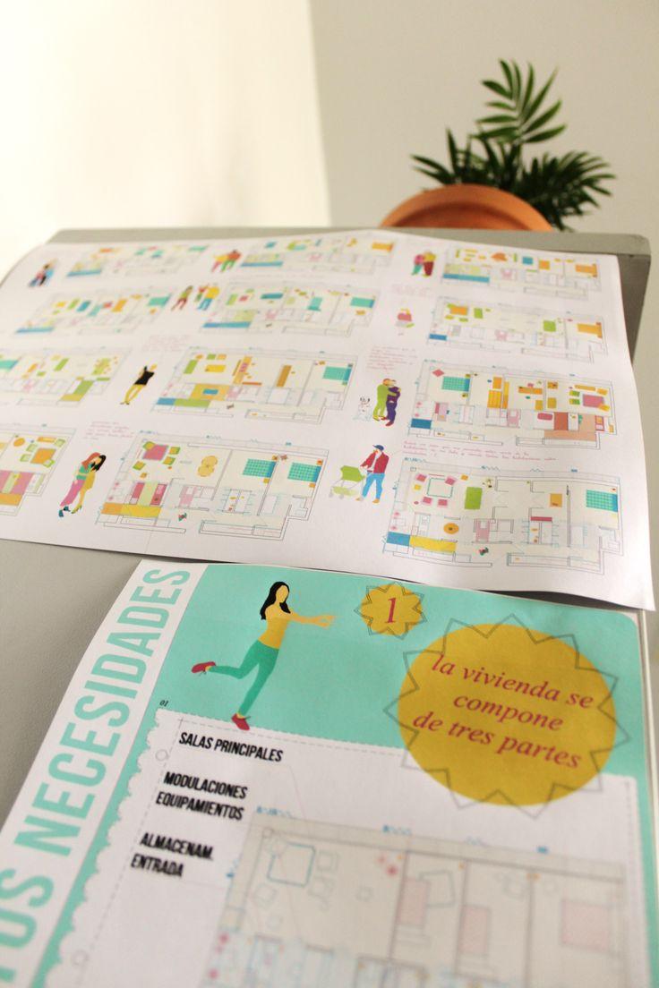 #estudio #paintbox #arquitectura #themegamueblehouse /// foto: elena iglesias rodríguez