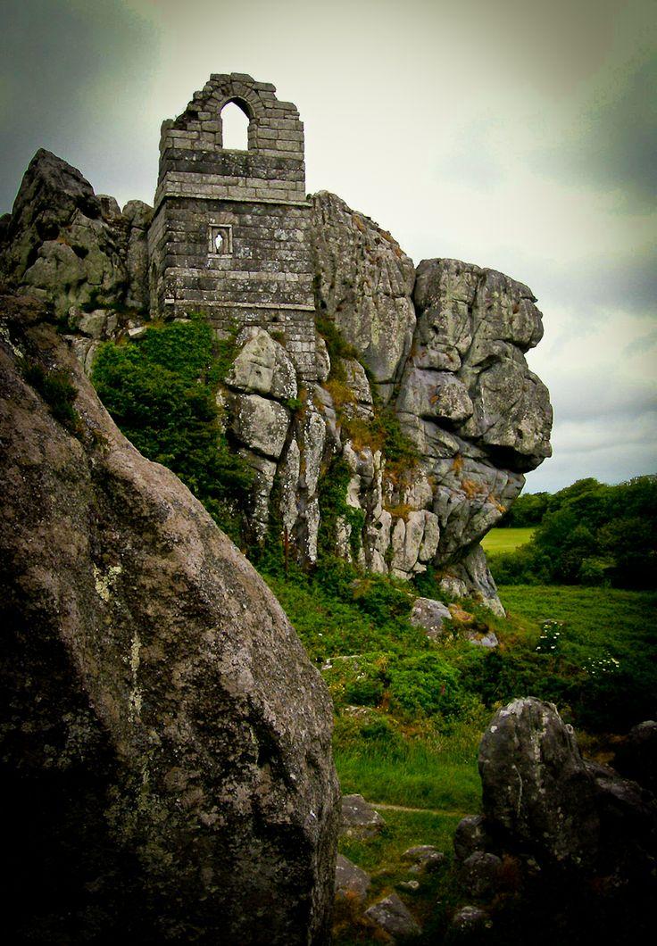 Roche Rock Cornwall, England