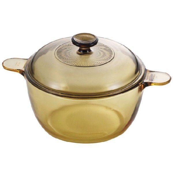 超耐熱ガラス鍋 VISIONS クックポット1.5L ガラス鍋 両手鍋直火、電子レンジ、オーブンにマルチに使えるフタを開けなくても中が確認できるので、ふきこぼれ、空焚きを防げる保温性に優れているので、弱火・予熱でも調理ができ、エネルギーの節約になるエレガントなデザインは食卓を一層華やかにするガラスセラミック製なので、鍋からの溶出物がなく、食べ物への影響がないサイズ:(約)全長265×幅185×高さ150mm本体重量:(約)1600g素材・材質:本体