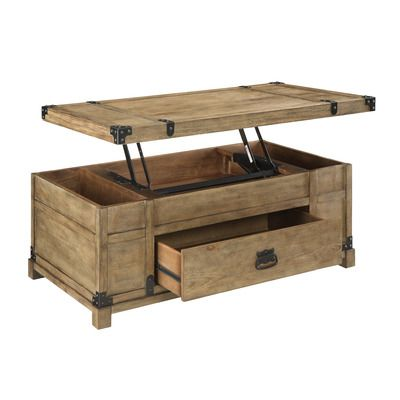 Coast to Coast Imports Coffee Table with Lift Top & Reviews | Wayfair