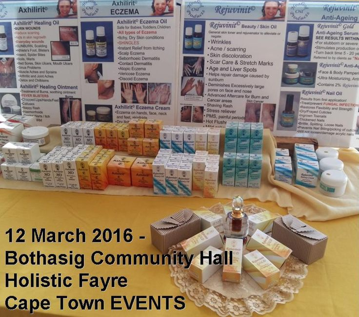 Healing Oil Products will be attending the Bothasig Community Hall Market on Saturday 12 March 2016. Stock of Rejuvinig GOLD Natural Anti-Ageing Serum will be available.