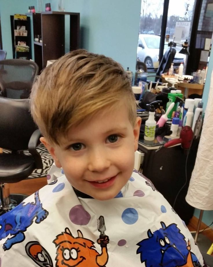 Mens Hairstyle 23 Trendy And Cute Toddler Boy Haircuts: Best 25+ Kid Haircuts Ideas On Pinterest