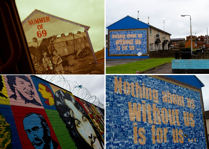 21 best images about places i have visited and loved on for Mural ireland