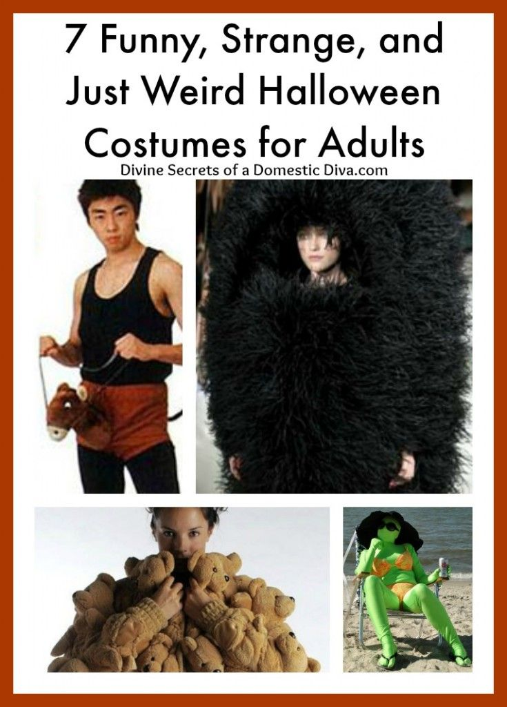 7 Strange-Weird-and-Unusual Halloween Costumes for Adults
