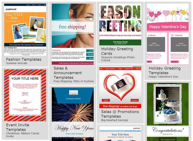 Best 25+ Free email templates ideas on Pinterest Free email - marketing email template