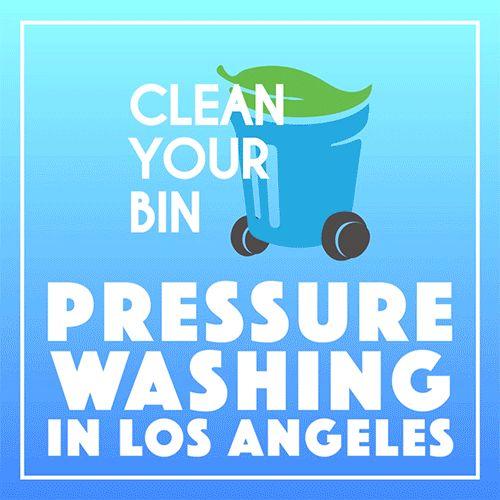 Pressure washing services in Los Angeles!! @cleanyourbinla #cyb #pressurewash #community #services #la #tarzana #ca #encino #gogreen #clean #typeography #kinetic #typography