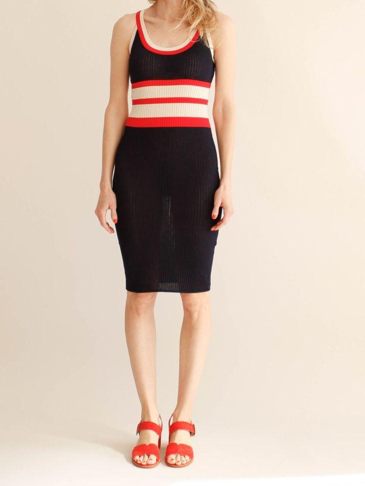 DEMYLEE - Cleo Dress - Navy