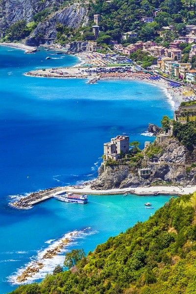 Liguria Region of Italy - highlights