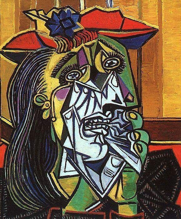 Reposting @eup2: The Weeping Woman, 1937 by Pablo Picasso · · · · · · · · · · #art #artist #artwork #painting #artistic #artlover #artoftheday #instaart #artistsoninstagram #arte #artsy #artnerd #artgram #artiste #artistsofinstagram #photooftheday #instagood #picoftheday