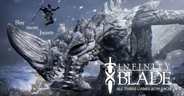 Harga Setiap Seri Game Trilogi Infinity Blade Seharga $1 Infinity Blade adalah salah satu aplikasi terlaris tercepat dalam sejarah iOS sejak diluncurkan pada tahun 2010.