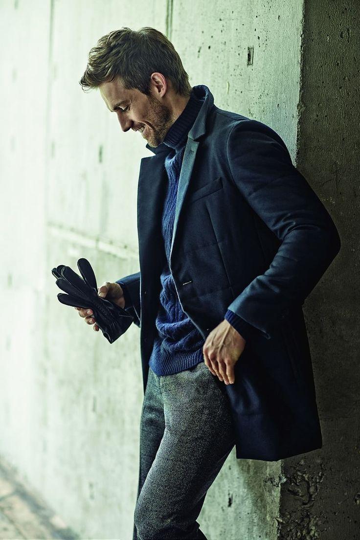 La moda para hombre en invierno, tiene muchas sorpresas para ti en Robert's.