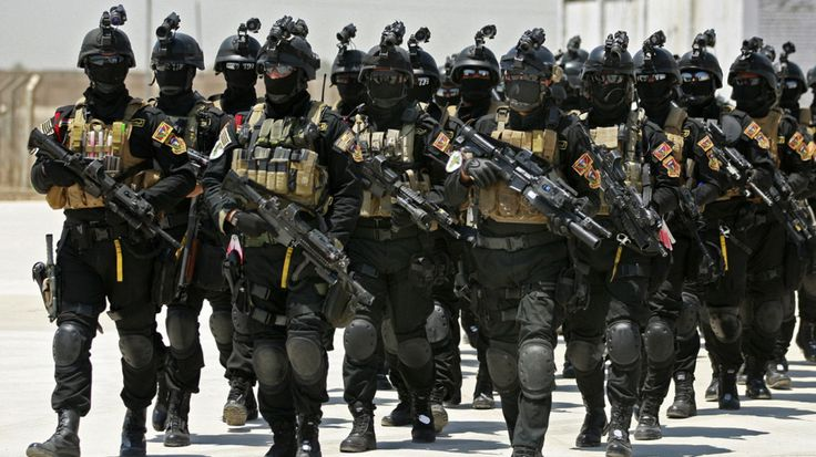 The Epic Uniforms of Special Forces from Around the World - Iraqi Special Forces