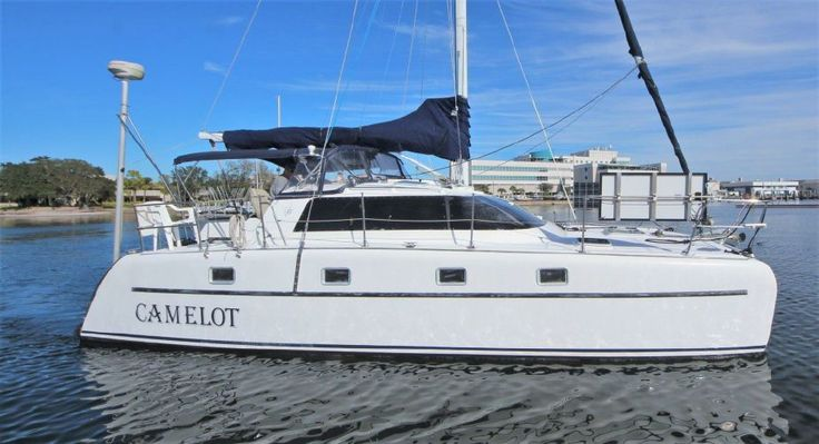 1998 Victory Endeavour Catamaran Victory Catamaran Sail New and Used Boats for