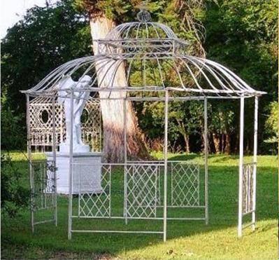 104 best gazebos images on Pinterest Wrought iron, Gazebo and Arbors
