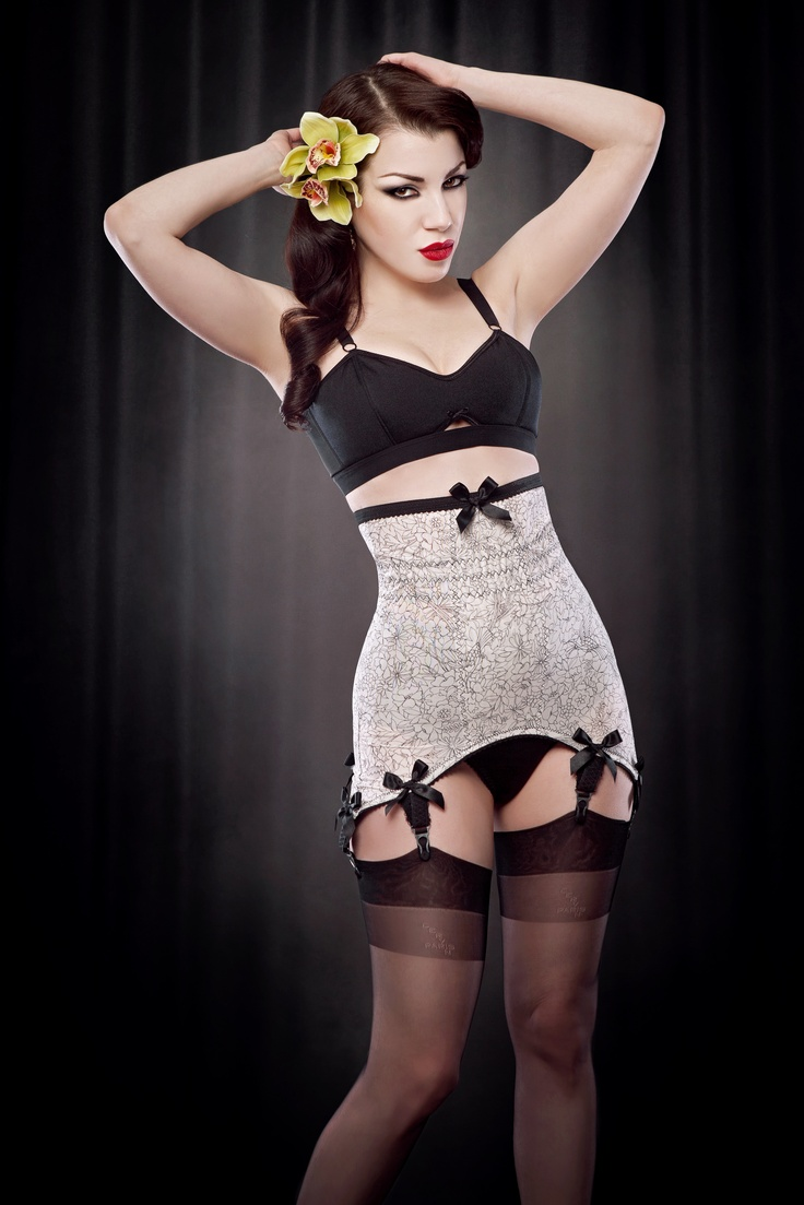 Kiss Me Deadly's Paint Your Own Girdle | Beautiful, Love ...