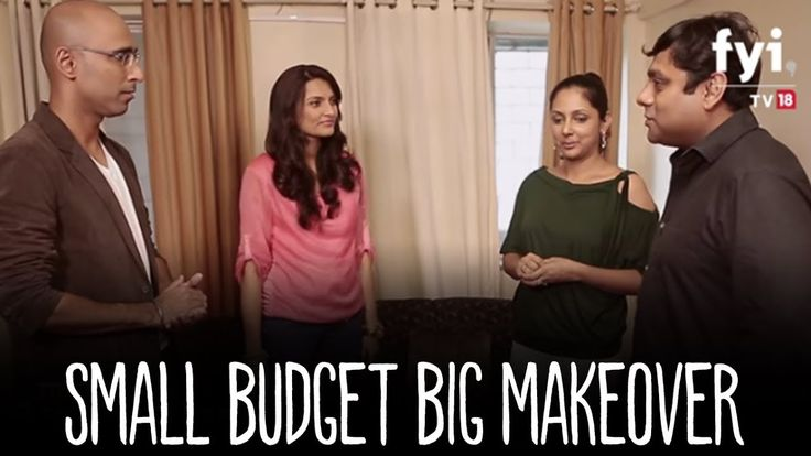 Best Small Budget Big Makeover Season 1 Manav And Arushi S 400 x 300