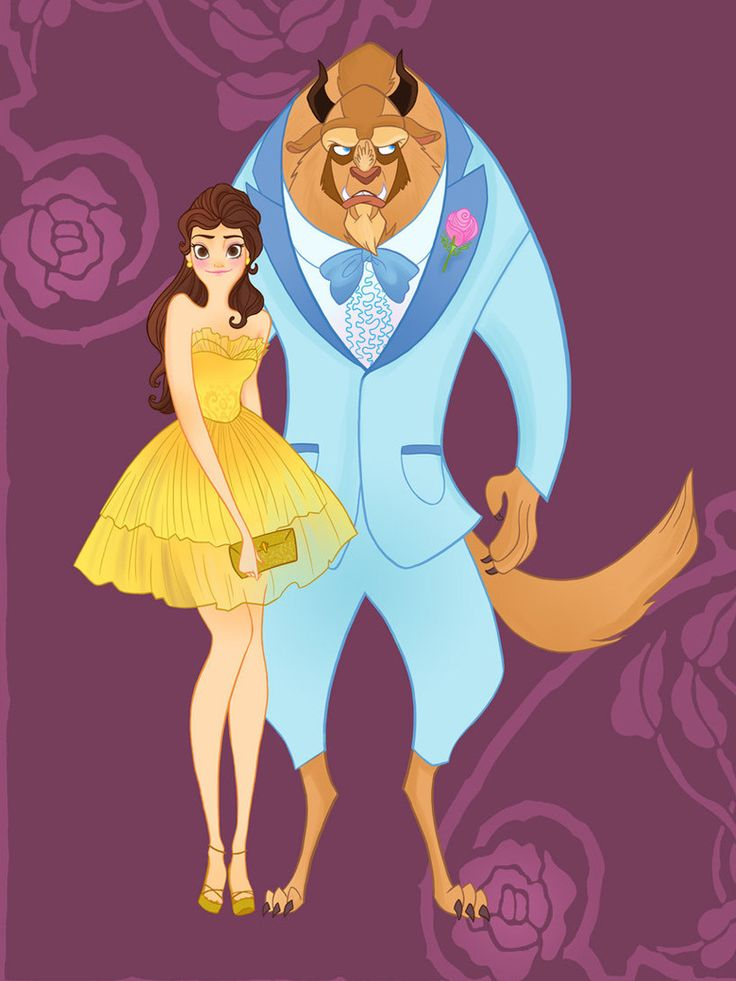 Les héroïnes de Disney vont à leur bal de promo