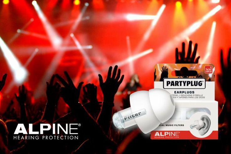 Alpine PartyPlug LE buli füldugó - Fesztivál, koncert