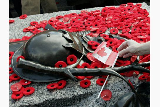 11:11. Remembrance Day is a time for reflection in Canada, and a great time to remember those who sacrificed.