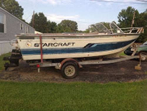 1000 images about starcraft boats on pinterest boat for Aluminum fish and ski boats