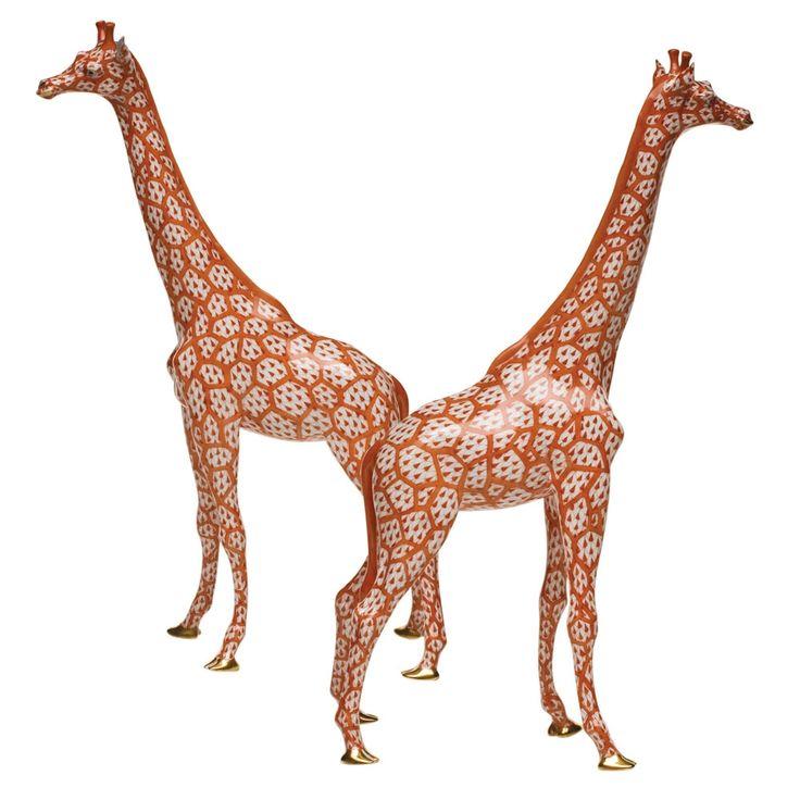Best Giraffes Neck N Neck Images On Pinterest Giraffe Neck - Sporting clay window decalsgiraffe garden statue giraffe clay pot clay pot animal