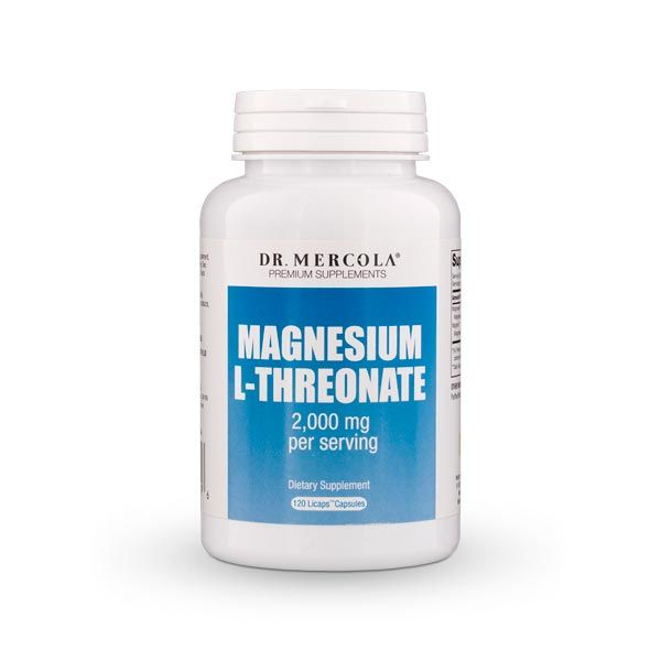 A high-quality magnesium supplement like Magnesium Threonate is a great addition…