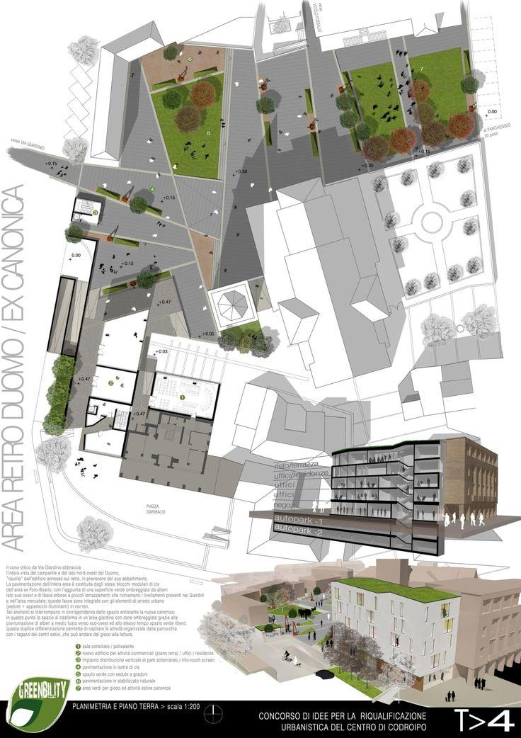 CHRISTIAN SANSON · Riqualificazione urbanistica delle aree centrali di Codroipo