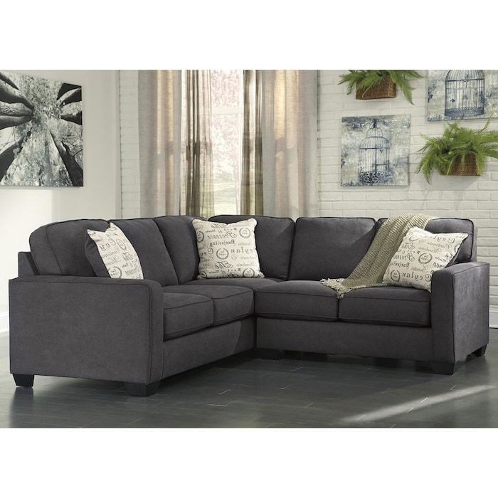 Www Nfm Com Detailspage Aspx Productid 42509406 Sectional Sofa With Chaise 2 Piece Sectional Sofa Sofa Design #nfm #living #room #sets