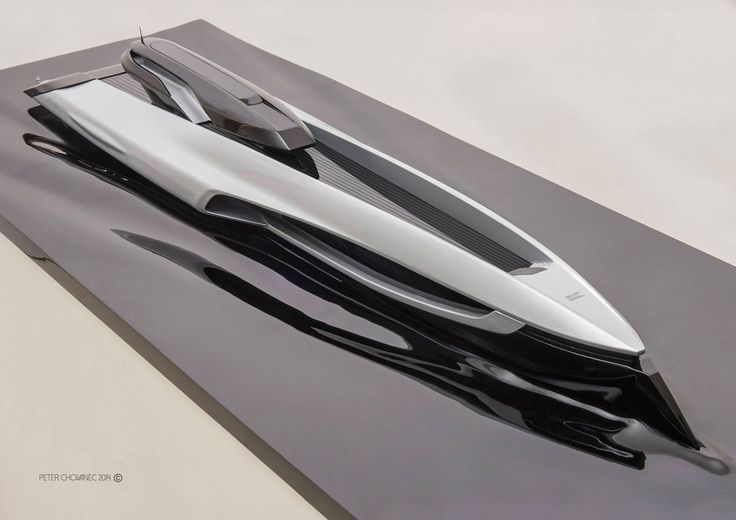 Land Rover Luxury Superyacht Concept by Peter Chovanec