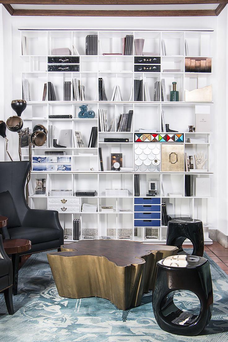 Luxury furniture   Find more: www.luxxu.net #luxury #interiordesign #homedesign