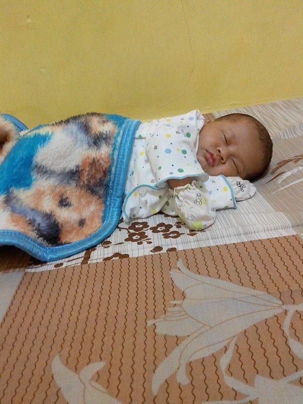 Aruna go sleeping beauty