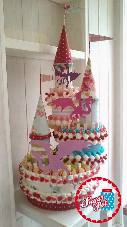 Sugar Pot, o las mejores tartas de chuches del mundo mundial. Sugar Pot best candy store ever!!