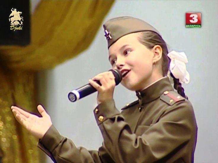 Katyusa (Катюша) - Valeria Kurnushkina & Red Army Choir (2014) - YouTube
