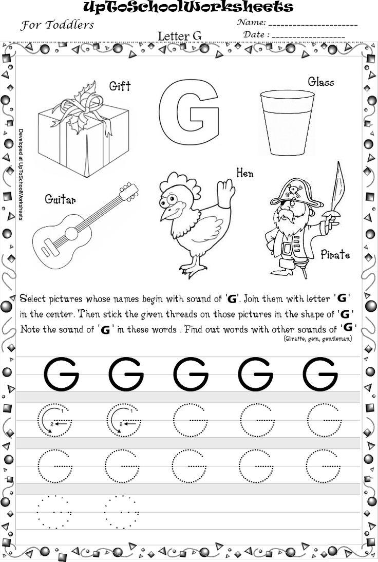 Letter G Worksheets Hd Wallpapers Download Free Letter G