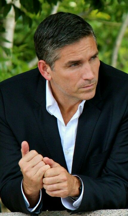 Jim Caviezel from Person of Interest. I keep having to tell myself that he's too…