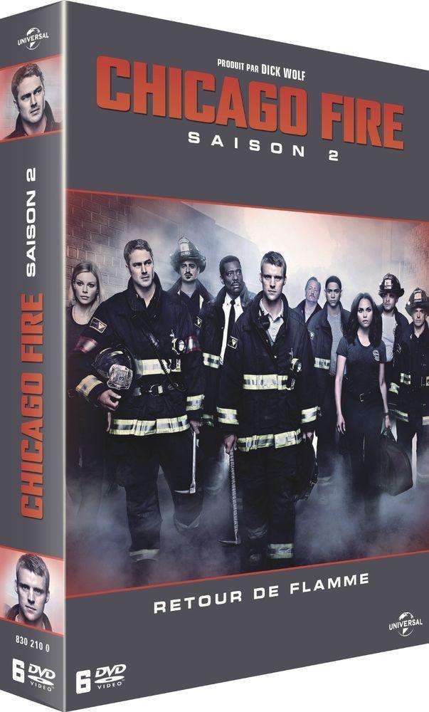 Chicago Fire - Saison 2 - DVD