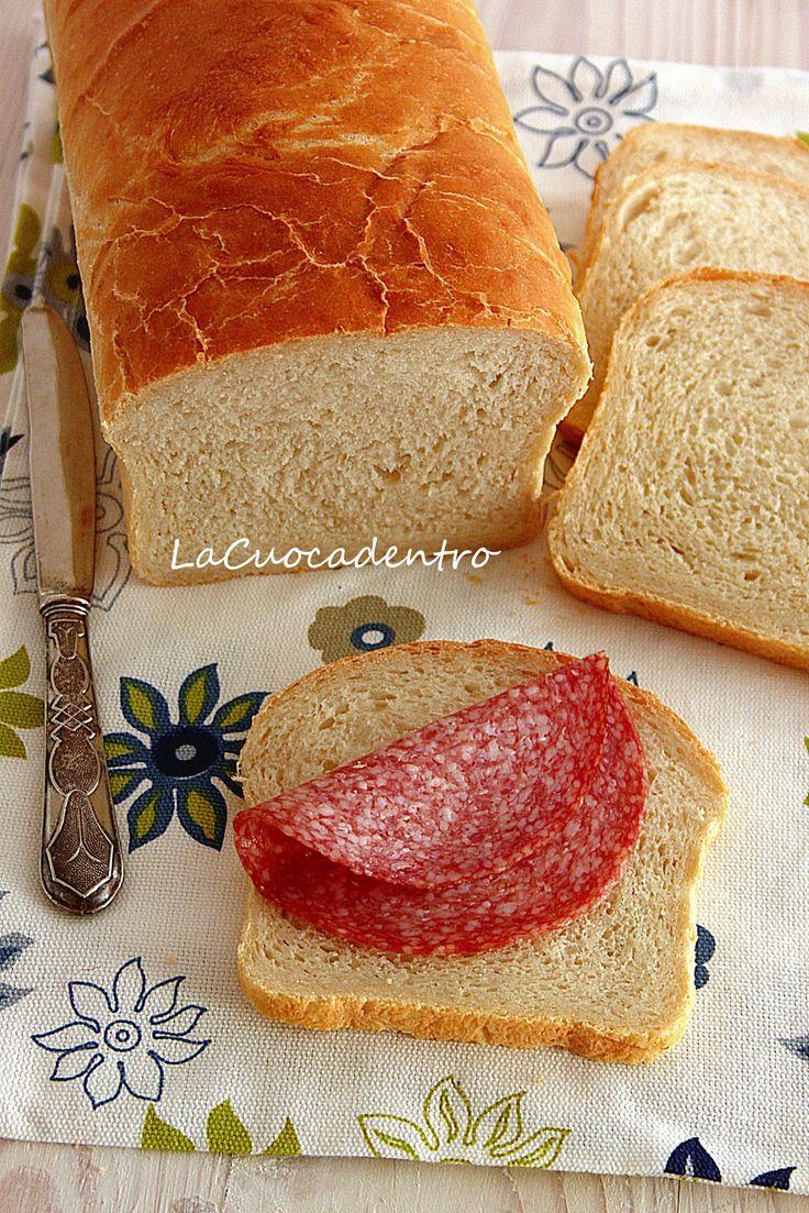 Pane americano per sandwich