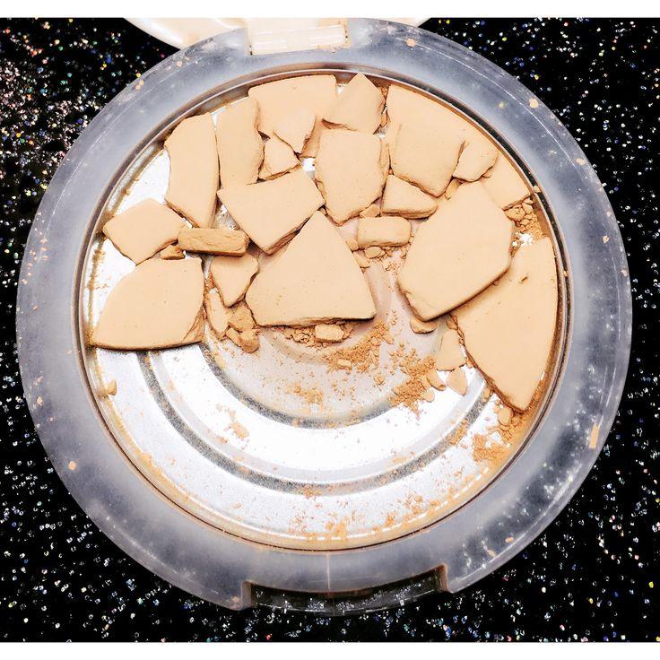🎶Sono cose della vita🎵vanno prese un po' cosi...😢🤬 #bellezzaprecaria #makeup #powder #crash #picoftheday #photo #pic #photooftheday #byebye