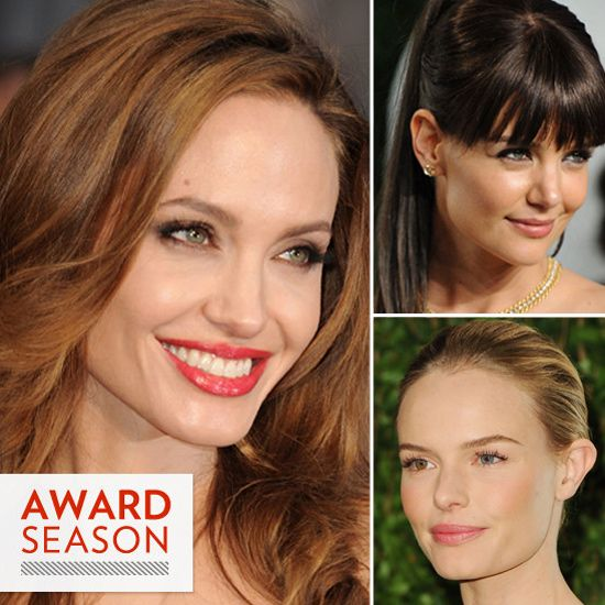 2012 Oscars: See 55 of the Prettiest Makeup Looks Up Close