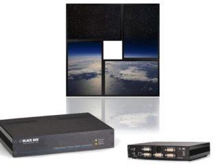 Black Box presenta sus nuevos controladores HDMI para crear espectaculares videowall