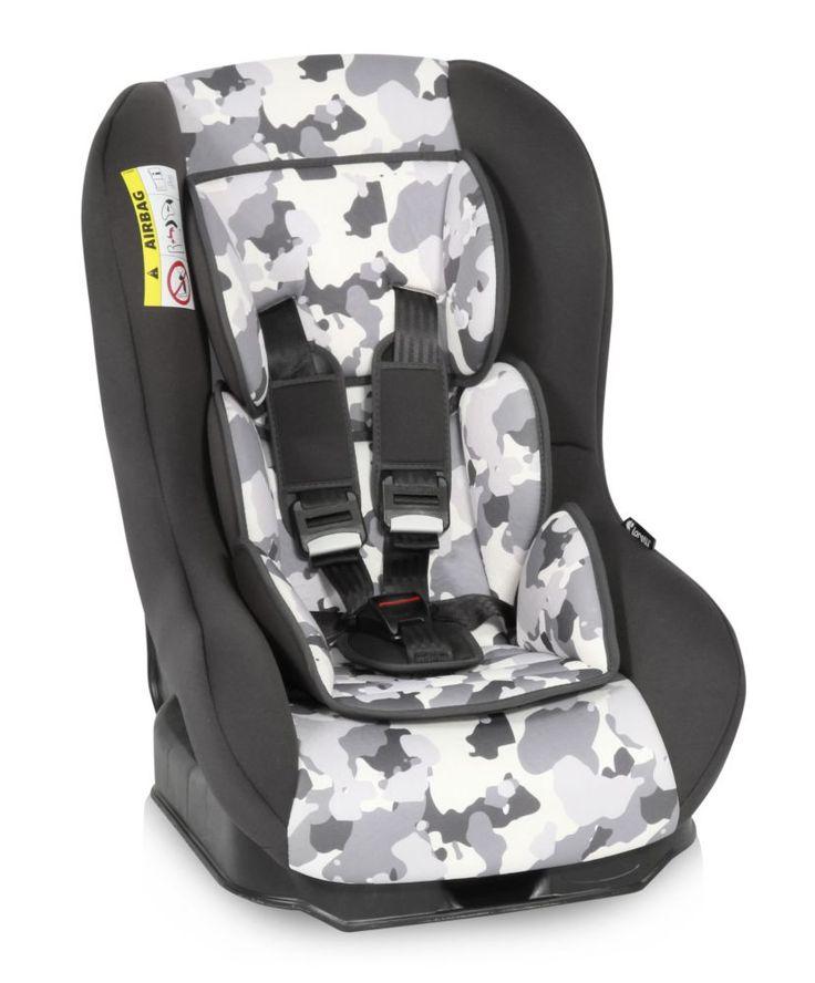 Lorelli Beta + autós gyerekülés 0-18 kg - 2016 Grey Camouflage