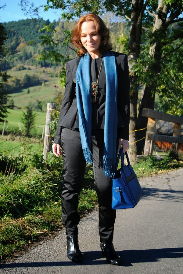 Señora de Estilo. Un Blog de Moda para mujeres maduras.