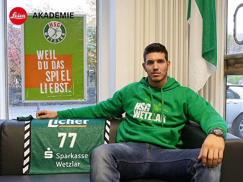 HSG Wetzlar findet Ersatz für Joao Ferraz
