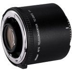 2.0x AF Teleconverter for use with Nikon AF lenses for Nikon SLR cameras...