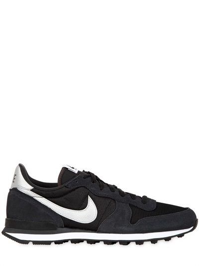 NIKE - INTERNATIONALIST SUEDE SNEAKERS. Another pinner said: My favorite sneakers of all time.  Love them to bits.