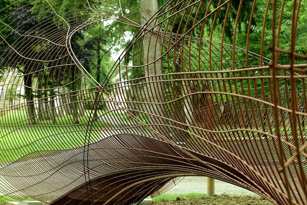 In Harmony With Nature: Francis Benincà's Environmental Sculptures
