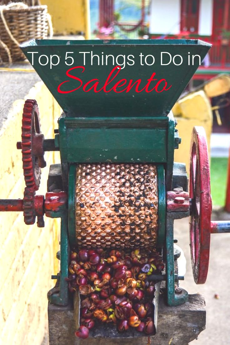 Top 5 Things to Do in Salento: The very best things to do in Salento Colombia. From Coffee plantation tours, to trekking, and much more. Click here to discover Salento! Plus where to stay in Salento.