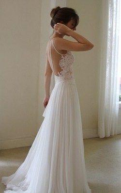 1000+ ideas about Unusual Wedding Dresses on Pinterest | Wedding ...